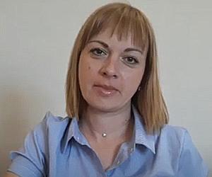 Наталья Дегтева