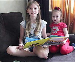 Мария и Полина Анзины